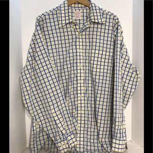 Brooks brother men  XL original polo  dress shirt.